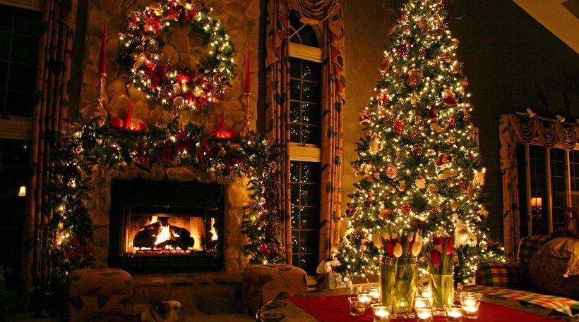 Οδηγίες για να στολίζουμε με ασφάλεια τα Χριστούγεννα