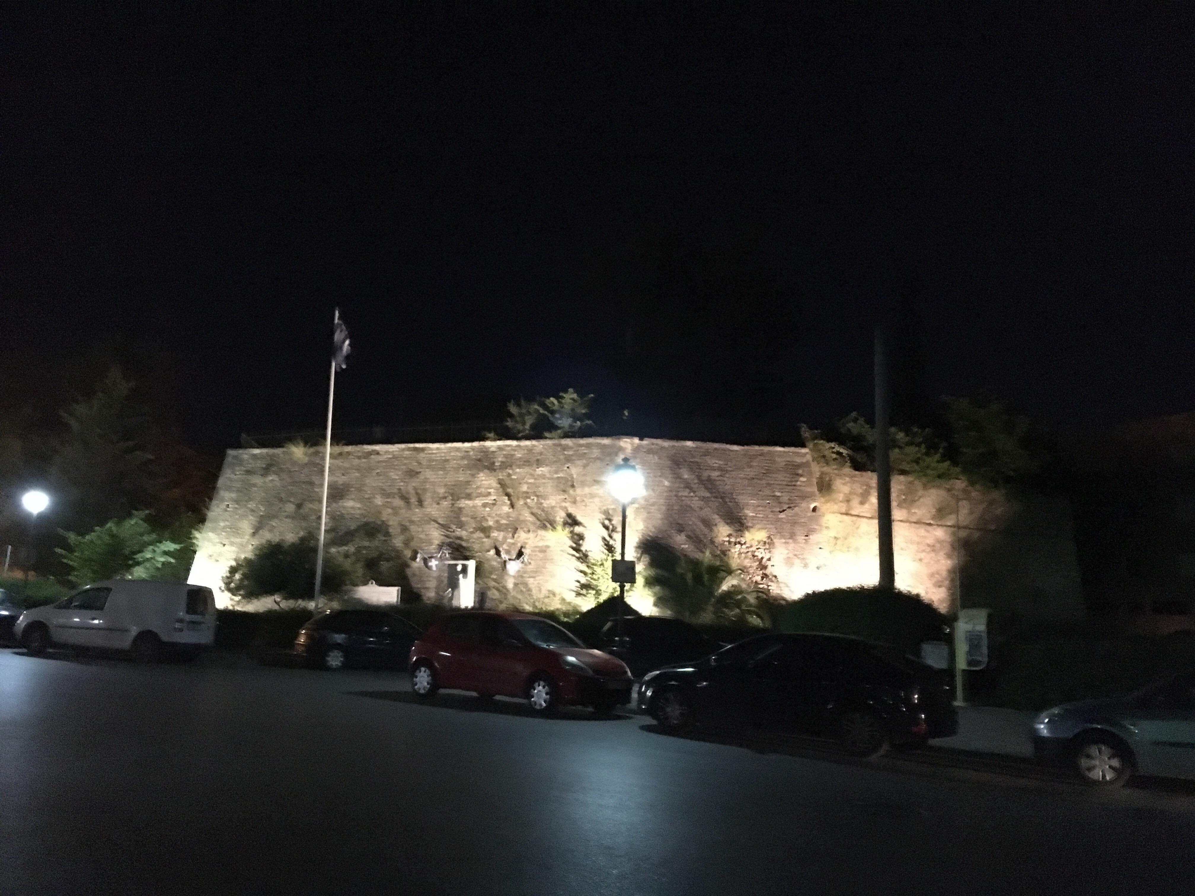 Εθελοντική προσφορά του Συνδέσμου για τον φωτισμό των κάστρων της Πρέβεζας -Ευχαριστήρια επιστολή